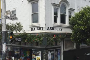 Haight Asbury