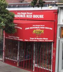 Jimi's Red House